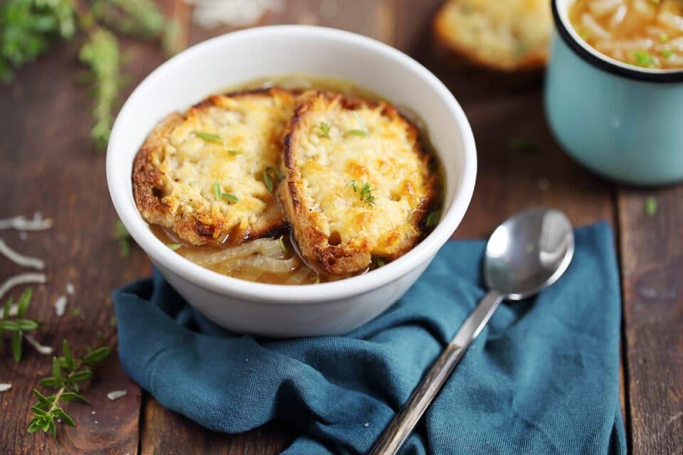 10 recettes de soupes à tester en cette période hivernale